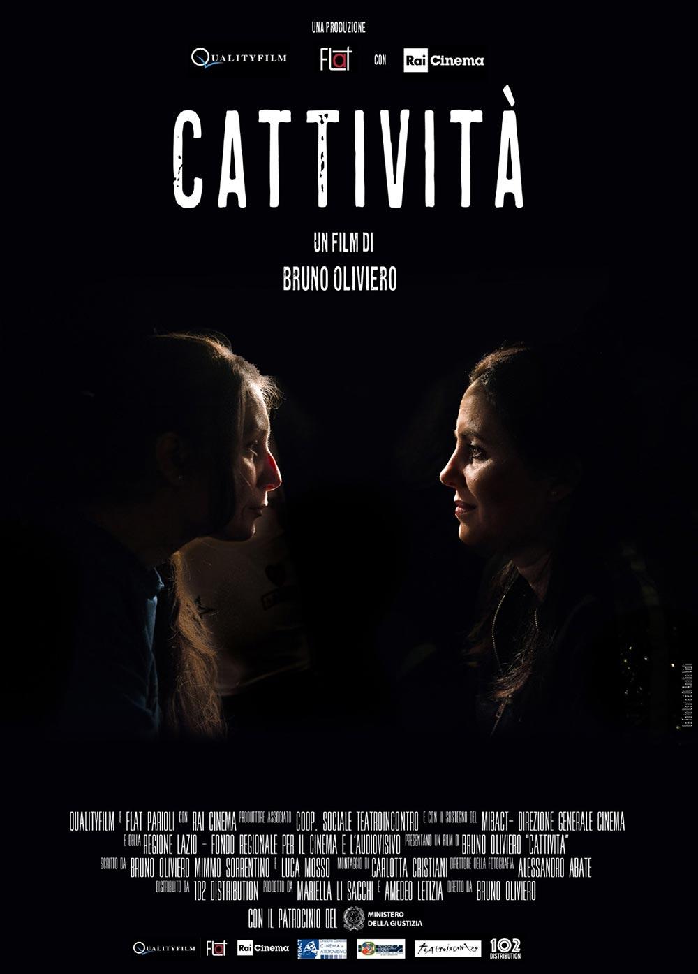 Cattività poster